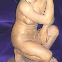 Vendita scultura in terracotta antica a € 500