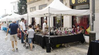 Mercatino antiquario di Benevento