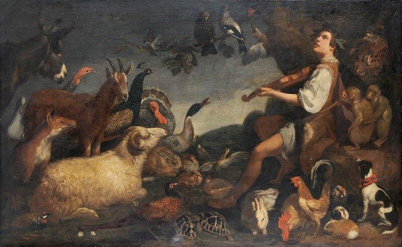 quadri epoca 600